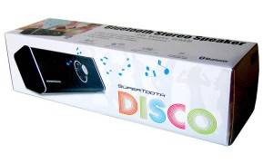 Supertooth Disco Verpackung