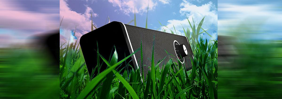 Supertooth Disco Bluetooth Lautsprecher 2.1